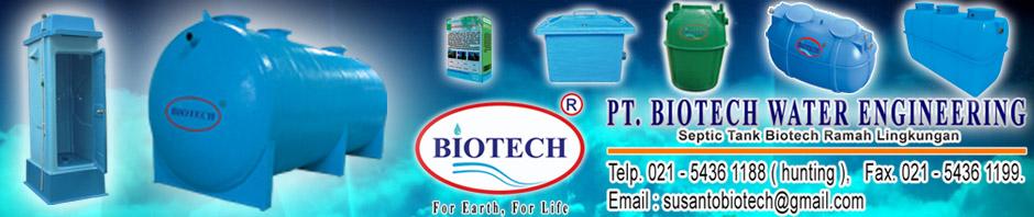septic tank biotech, biofil, biosafe, biotank, stp biotech, ipal biotech, wwtp biotech
